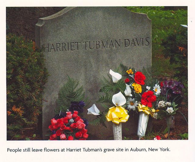 Remembering Harriet Tubman's Life - compliments of ...